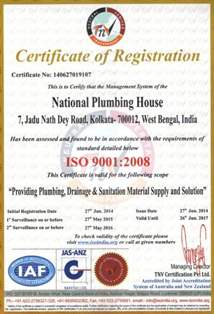 Profile | National Plumbing House